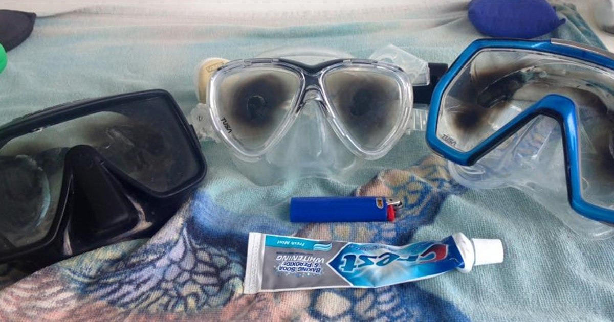 53c7dc04a52b How to Defog your Scuba Mask once and for all! - DailyDive.com