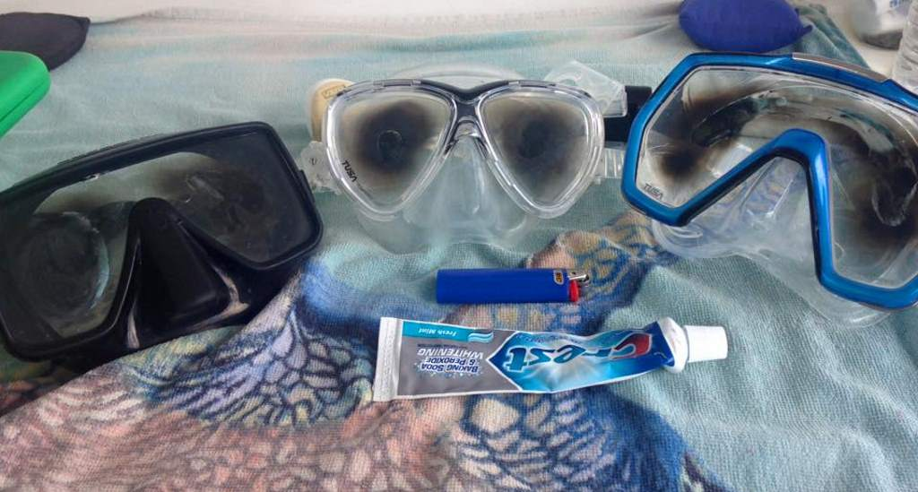 HOW TO DEFOG YOUR SCUBA MASK ONCE AND FOR ALL!