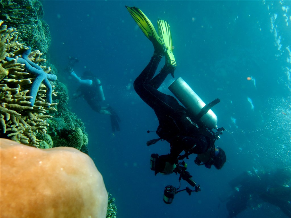 Scuba Diving Photo in Sondana Beach in Indonesia