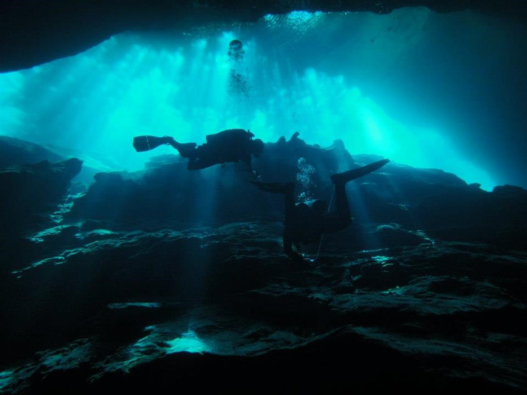 nandocave's photo in Cenote TAJMA HA  in Mexico