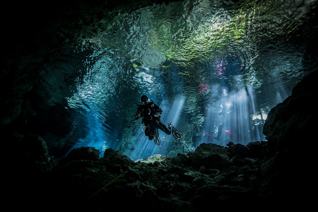 Pluto Dive's photo in Cenote TAJMA HA  in Mexico
