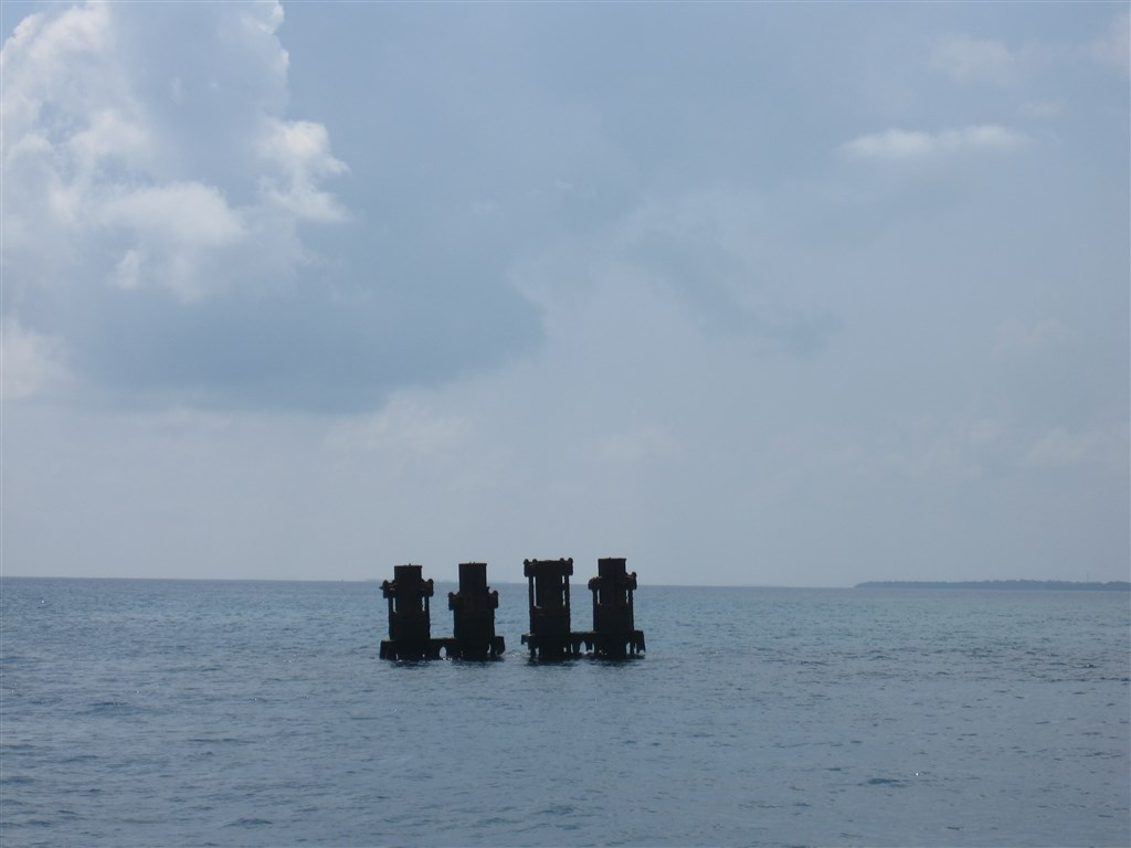 Scuba Diving Photo in Filladhoo Wreck in the Maldives