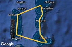 North Malé - Ari - Vaavu - South Malé