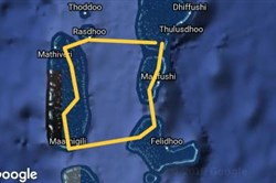 Central atolls 7 nights