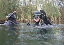 Scuba diving in Netherlands