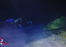 Scuba diving in Cenote DOS OJOS - THE PIT in Mexico
