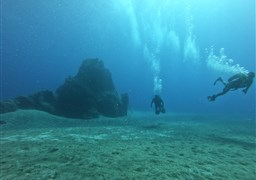 Scuba diving in Greece