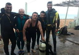 Scuba diving in Algeria