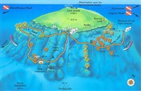 Dive site Jackson Reef plan